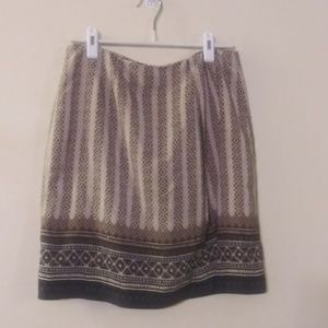 Rafaella mini skirt